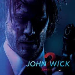 Обложка к диску с музыкой из фильма «Джон Уик 2»
