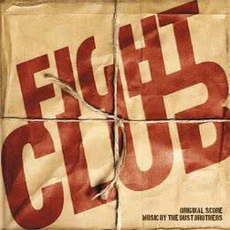 Обложка к диску с музыкой из фильма «Бойцовский Клуб»