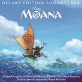 Маленькая обложка диска с музыкой из мультфильма «Моана»