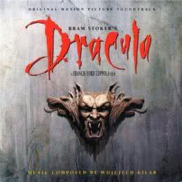 Обложка к диску с музыкой из фильма «Дракула Брэма Стокера»