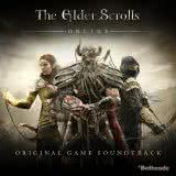Маленькая обложка диска с музыкой из игры «The Elder Scrolls Online»