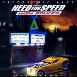 Обложка к диску с музыкой из игры «Need For Speed 4: High Stakes»