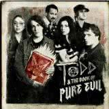Маленькая обложка диска с музыкой из сериала «Тодд и книга чистого зла (1 сезон)»