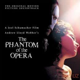 Обложка к диску с музыкой из фильма «Призрак оперы (Special Edition)»