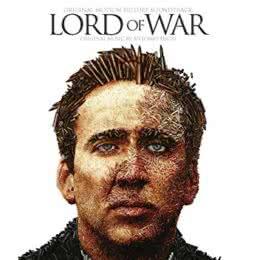 Обложка к диску с музыкой из фильма «Оружейный барон»