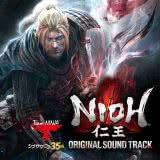 Маленькая обложка диска c музыкой из игры «Nioh»