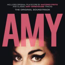 Обложка к диску с музыкой из фильма «Эми Уайнхаус»