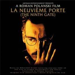 Обложка к диску с музыкой из фильма «Девятые врата»