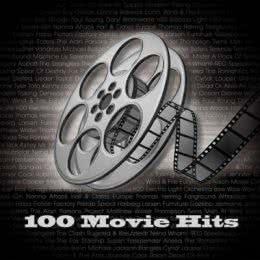Обложка к диску с музыкой из сборника «100 кинохитов (6 CD, 2009)»