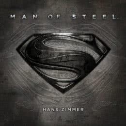 Обложка к диску с музыкой из фильма «Человек из стали (Deluxe Edition)»
