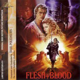 Обложка к диску с музыкой из фильма «Плоть и кровь»