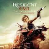 Маленькая обложка диска с музыкой из фильма «Обитель зла: Последняя глава»