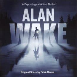 Обложка к диску с музыкой из игры «Alan Wake»
