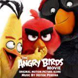 Маленькая обложка диска с музыкой из мультфильма «Angry Birds в кино»