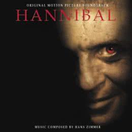 Обложка к диску с музыкой из фильма «Ганнибал»