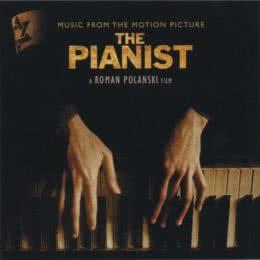 Обложка к диску с музыкой из фильма «Пианист»