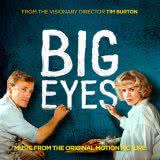 Маленькая обложка диска с музыкой из фильма «Большие глаза»