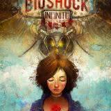 Маленькая обложка диска с музыкой из игры «BioShock Infinite»