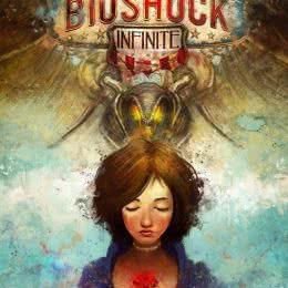 Обложка к диску с музыкой из игры «BioShock Infinite»