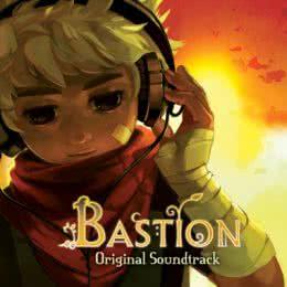 Обложка к диску с музыкой из игры «Bastion»