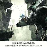 Маленькая обложка диска c музыкой из игры «The Last Guardian»