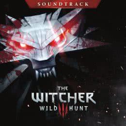 Обложка к диску с музыкой из игры «The Witcher 3: Wild Hunt»