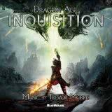 Маленькая обложка диска с музыкой из игры «Dragon Age: Inquisition»