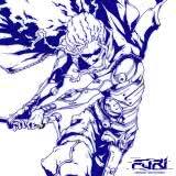 Маленькая обложка диска c музыкой из игры «Furi»