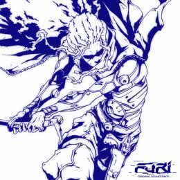 Обложка к диску с музыкой из игры «Furi»