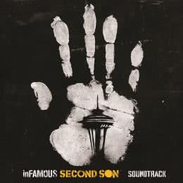 Обложка к диску с музыкой из игры «inFAMOUS: Second Son»