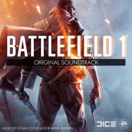 Обложка к диску с музыкой из игры «Battlefield 1»