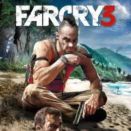 Обложка к диску с музыкой из игры «Far Cry 3»