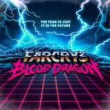 Маленькая обложка диска с музыкой из игры «Far Cry 3: Blood Dragon»