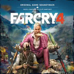 Обложка к диску с музыкой из игры «Far Cry 4»