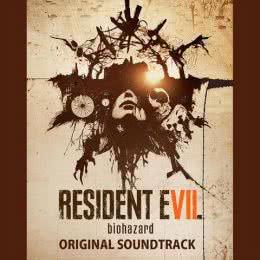 Обложка к диску с музыкой из игры «Resident Evil 7: Biohazard»