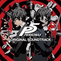 Обложка к диску с музыкой из игры «Persona 5»