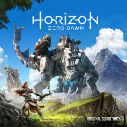 Обложка к диску с музыкой из игры «Horizon: Zero Dawn»
