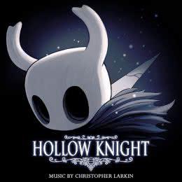 Обложка к диску с музыкой из игры «Hollow Knight»
