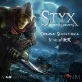 Маленькая обложка диска с музыкой из игры «Styx: Shards of Darkness»