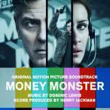 Маленькая обложка диска с музыкой из фильма «Финансовый монстр»