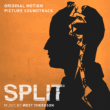 Маленькая обложка диска с музыкой из фильма «Сплит»