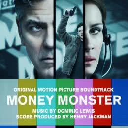 Обложка к диску с музыкой из фильма «Финансовый монстр»