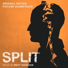Обложка к диску с музыкой из фильма «Сплит»
