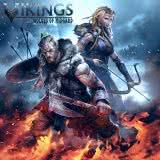 Маленькая обложка диска с музыкой из игры «Vikings - Wolves of Midgard»