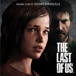 Обложка к диску с музыкой из игры «The Last of Us»
