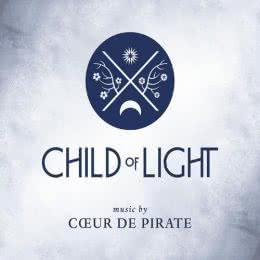 Обложка к диску с музыкой из игры «Child of Light»