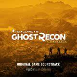 Маленькая обложка диска c музыкой из игры «Tom Clancy's Ghost Recon Wildlands»