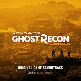 Обложка к диску с музыкой из игры «Tom Clancy's Ghost Recon Wildlands»