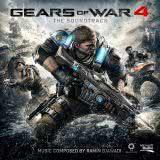 Маленькая обложка диска с музыкой из игры «Gears of War 4»