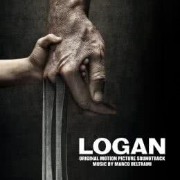 Обложка к диску с музыкой из фильма «Логан»